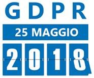 GDPR entra in vigore il 25 Maggio 2018