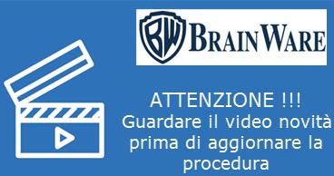 ATTENZIONE !!! Guardare il video novità prima di aggiornare la procedura